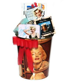 marilyn monroe snow glob | Marilyn Monroe Gift Basket (Gifts ...