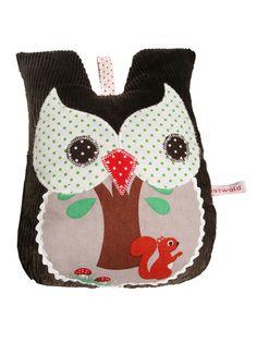 Spieluhren - Spieluhr ° Eule mit Eichhörnchen - ein Designerstück von ostwald bei DaWanda