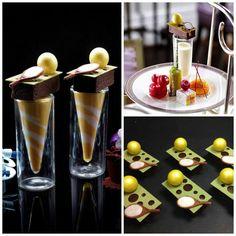 Desserts Afternoon Tea, Tea Time, Breakfast, Desserts, Presentation, London, Food, Morning Coffee, Tailgate Desserts