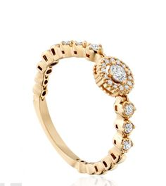 DESIGNER: ASTLEY CLARKE  Florentine Ring