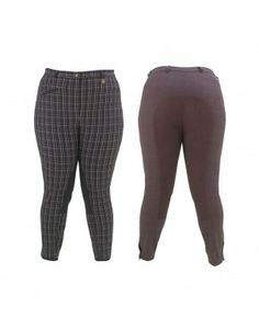 CheckMate Breeches by Fuller Fillies - Fuller Fillies