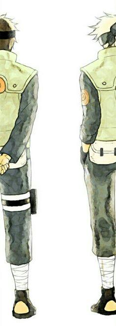 Yamato / Kakashi