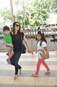 Karishma Kapoor Kids