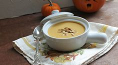 Copycat recipe of Panera Autumn Squash Soup
