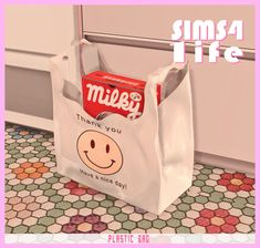 Jem And The Holograms, Get Well, Sims 4, Paper Shopping Bag, The Creator, Games, Decoration, Decor, Gaming