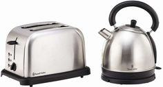 RUSSEL HOBBS BRUSHED STAINLESS STEEL PACK– RHBSS56  | Your number one appliance shop