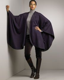 CIRCULAR CAPE « Weekend designer  This does not look impossible :)