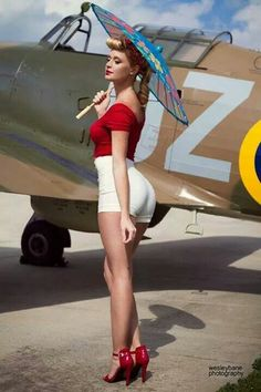 Pin up, up and away!