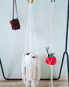 flower pot hangers @2el2alem macrame lovers