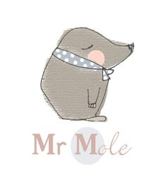 Mr. Mole - vicky riley
