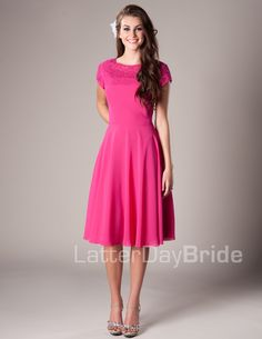Bridesmaid dresses? Maybe in purple with a coloured belt