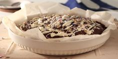 Valmista Suklaapiirakka tällä reseptillä. Helposti parasta!