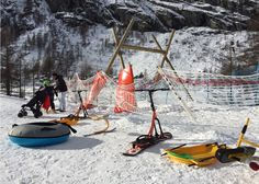 APERTURA PARCO GIOCHI SULLA NEVE Da venerdì 9 dicembre 2016 apertura del Parco Giochi sulla neve di Valgrisenche: venite a divertirvi con i nostri 2 tapis roulant ed i giochi per grandi e piccini! Vi aspettiamo: il divertimento è per tutti!!