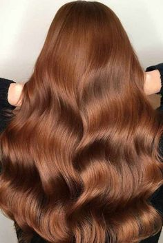 aaae75d50cfa3 40 Auburn Hair Color Ideas To Look Natural