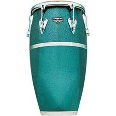 "LP M654S-KR Raul Rekow Custom Fiberglass Tumba (12 1/2 Inches) by LP. $409.00. Cloaked in Raul's signature green glitter the 28"" fiberglass shell has tough steel hardware for a durable drum with superb projection and round tone. To cushion the hands, Matador Soft Strike rims are standard. The 12-1/2"" head is LP's hand-selected natural rawhide.. Save 34%!"