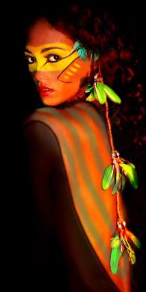 19      ELEGANCIA AMAZONICA  - foto de Otto Weysser