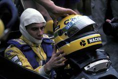 Ayrton Senna - 1987 Italian GP