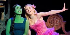 Wicked, el musical de Broadway en el Gershwin Theatre