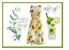 """Enjoy summer"" by elitstil on Polyvore featuring Chicwish"