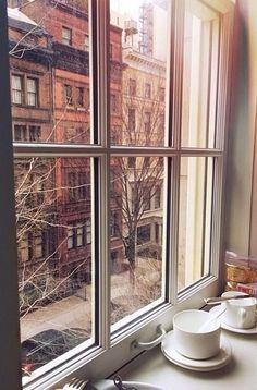 window / city / view
