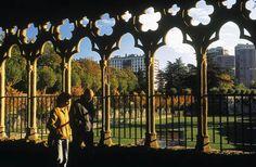 Los Jardines de la Taconera (Pamplona) - vía sobreespana.com