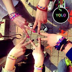 YOLO WAVES! YOLO GIRL! YOLO TEAM!