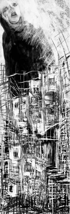 "Abandon The City"" By Ruth Clotworthy"