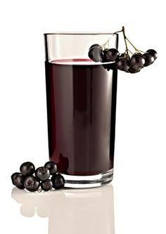 Sirup z arónií, cukru, vody a kyseliny citrónové. 2 lbobulí arónie 2-3 lvody 80 gkyseliny citrónové krystalový cukr  1. Do skleněné nebo porcelánové nádoby dáme 2 l bobulí arónie, přidáme kyselinu citrónovou a zalijeme asi 2-3 l vody 2. Necháme 2 dny v chladu stát 3. Přecedíme, plody jen lehce vymačkáme, šťávu přidáme do vyluhované vody 4. Na každý litr získané šťávy přidáme kilogram krystalového cukru a zastudena mícháme až se cukr rozpustí 5. Sirup stočíme do lahví a uložíme v chl Skull Wallpaper, Home Canning, Beverages, Drinks, Lemonade, Healthy Life, Smoothies, Spices, Food And Drink