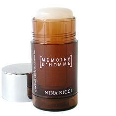 Introduce one of the best perfumes ever made for men, Memoire D'homme is a men's perfume launched by Nina Ricci in 2002.