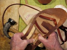 Davy Rippner's Tutorial for making Lord/Lady of the Rings Sandals!