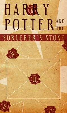 Harry Potter and the Sorcerer's Stone by Travis English.