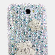 "Style # 916 This Bling case can be handcrafted for Samsung Galaxy S3, S4, Note 2. The current price is $79.95 (Enter discount code: ""facebook102"" for an additional 10% off during checkout)"