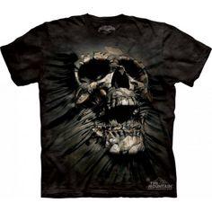 Koszulka 3D The Mountain z czaszką   #koszulka3d