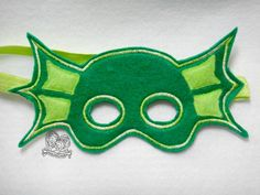 Toddler Dragon Felt Mask. $10.00, via Etsy.