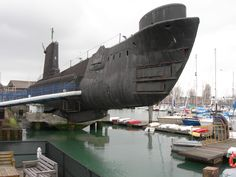HMS Alliance - Royal Navy Submarine Museum. April 2006.  http://rwn.me/15SraKI