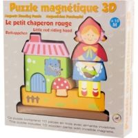 Puzzle Magnet Chaperon Rouge Puzzles, Magnet, Family Guy, Fictional Characters, I Don't Care, Woodwind Instrument, Puzzle, Riddles, Griffins