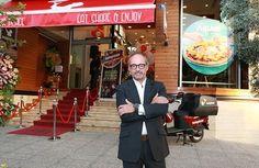 Telepizza celebra la apertura de su primera tienda en Irán   MADRID Junio 2017 /PRNewswire/ -La compañía se convierte en la primera marca internacional del segmento QSR en entrar en el país. La estrategia de Telepizza para Irán incluye la apertura de 200 establecimientos en los próximos 10 años El Grupo Telepizza la mayor compañía no norteamericana de venta de pizza a domicilio por número de tiendas anuncia un nuevo hito en su estrategia de expansión: la apertura de su primera tienda en Irán…