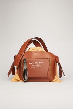 Acne Studios – Women's Bags Acne Studios, Marketing Direct, Collection Capsule, Fashion Bags, Fashion Shoes, Fashion Outfits, Biceps, Bag Accessories, Almond