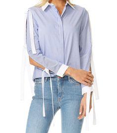 Endless Rose Cold Sleeve Shirt