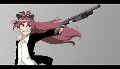 like i serious like this mafia au Sayaka Miki, Symbolic Art, Best Waifu, Neon Genesis Evangelion, I Love Anime, Magical Girl, Shoujo, Dark Fantasy, Manga Art