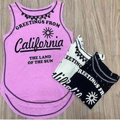 T-Shirt Califórnia 🎀 Disponível 😍 Estampas novas toda semana #tshirt #fe #modarj #modamanaus #modabh #lojaonline #modafeminina #love #look #style #estilo #modaonline #atacado #varejo #parceria #modaparameninas #top #loucaporcompras #multimarcas #estilo #novidadestodasemana #entregaparatodobrasil #ecommerce #revenda #comprasegura #vempradelaias 🎁👛🕶👠🛍👗🌎📦 🔝😍 👍🏻Parcelamento em até 12X no cartão 💳 Depósito bancário com desconto de 10% 💵 www.delaiasmodafeminina.com.br