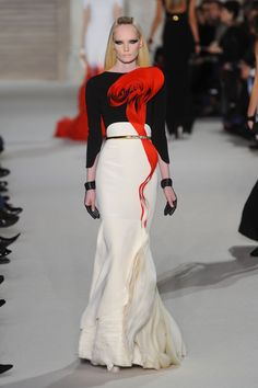 Stephane Rolland Stéphane Couture Outfits Fashion Runway Beauty