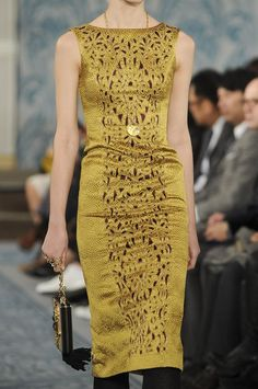 Tory Burch Fall 2013...details count...wow!