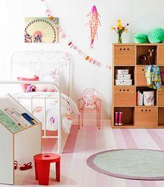 Chambre d'enfant - Table de jeux house + tabouret Ninetnine / My Kingdom