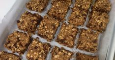 I hadn't made Tosca Reno's clean eating protein bars in a while but they are one of my favourite recipes so I was really happy when I decid...