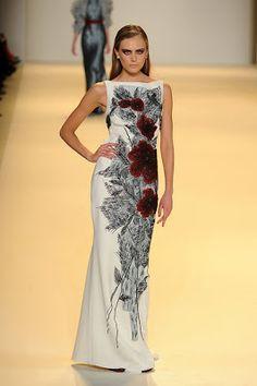 Dolores Fancy: Carolina Herrera - NYFW Fall 2010
