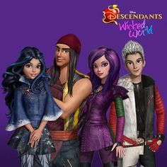 Descendants: Wicked World Descendants Wicked World, Evie Descendants, Disney Channel Descendants, Disney Channel Shows, Sofia Carson, Disney Princess Ages, Dianne Doan, Hairspray Live, The Night Is Young