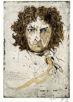 Horst Janssen, Goya (1976-1988)