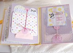 Our goal is to keep old friends, ex-classmates, neighbors and colleagues in touch. Mini Scrapbook Albums, Baby Scrapbook, Scrapbook Paper, Baby Mini Album, Diy Crafts For Girls, Mini Albums Scrap, Album Photo, Book Making, Mini Books