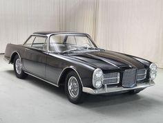 Facel Vega Facel II : Voitures de collection : les plus beaux modèles - Linternaute.com Automobile